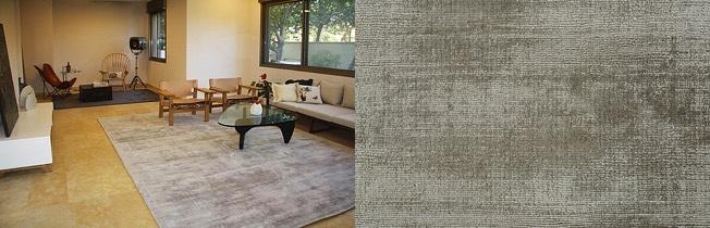 שטיח מסיבים מלאכותיים - דגם ג'יזל