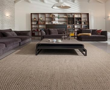 שטיח סיגרם אפור בנוני