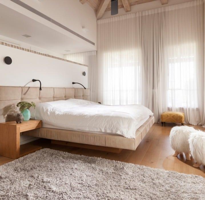 שטיח לחדר שינה