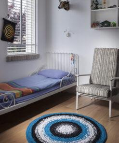 שטיח פנדה לחדר ילדים ונוער