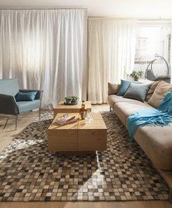שטיח בהיה לסלון