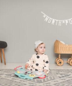 שטיח ברידגס לחדר תינוקות