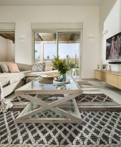 שטיח ברוש לסלון