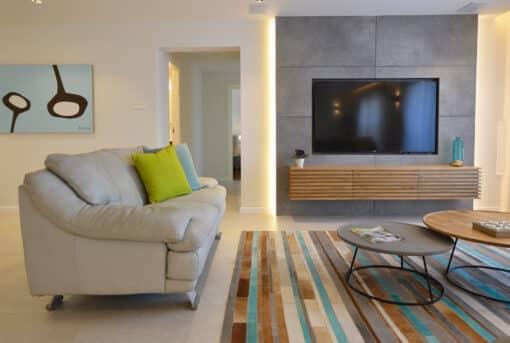 שטיח אלמנט לחדר הסלון