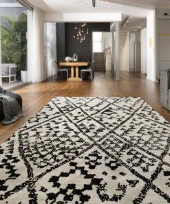 שטיח פונדה לסלון