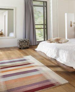 שטיח אינקה לחדר שינה