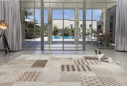 צפה תמונה של שטיח פרינטי